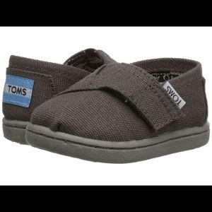 Toddler baby TOMS classic